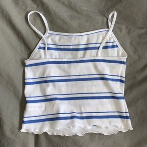 Forever 21 Tops - Comfy striped tank top